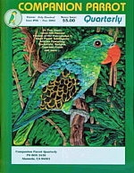 Companion Parrot Quarterly